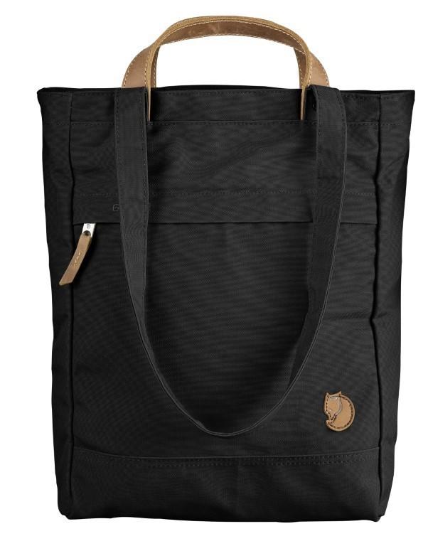 Fjallraven Totepack No.1 Small Schoulderbag/Backpack F24202 Black