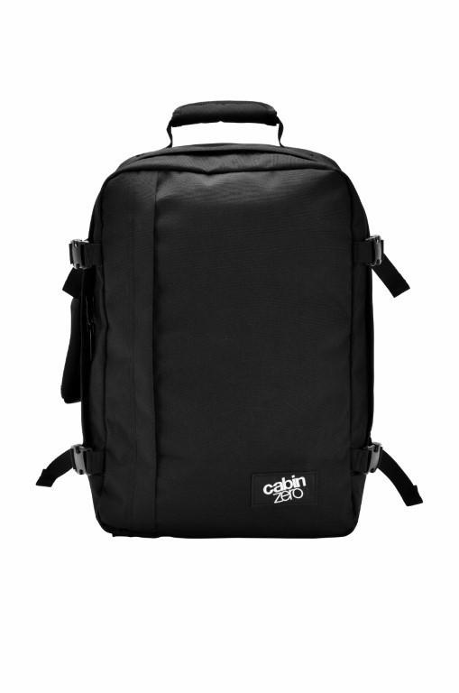 Cabin Zero Classic 36L Cabin Backpack Absolute Black