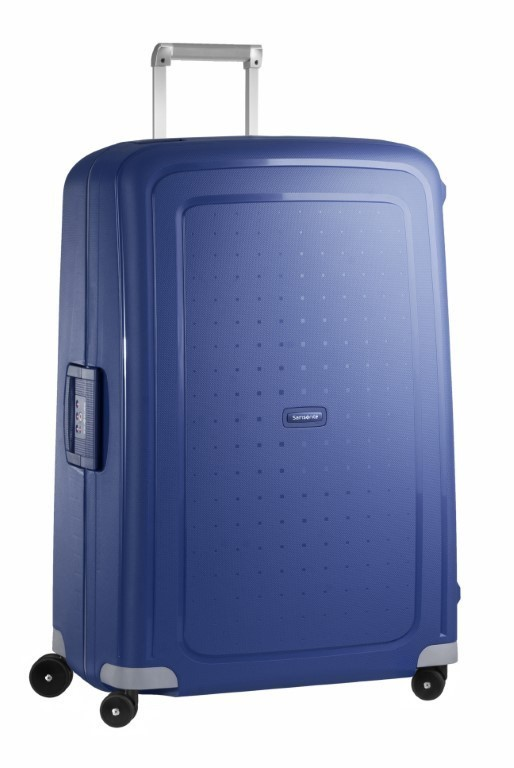 Samsonite S'Cure Spinner 81/30 Dark Blue