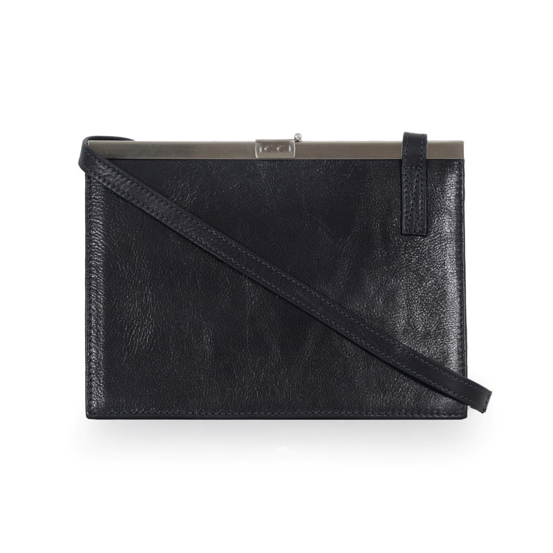 ICCI Metal Strip Bag 62059 Navy