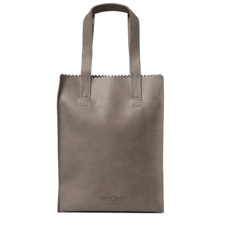 MYOMY MY PAPER BAG Long Handle Zip - Hunter Taupe