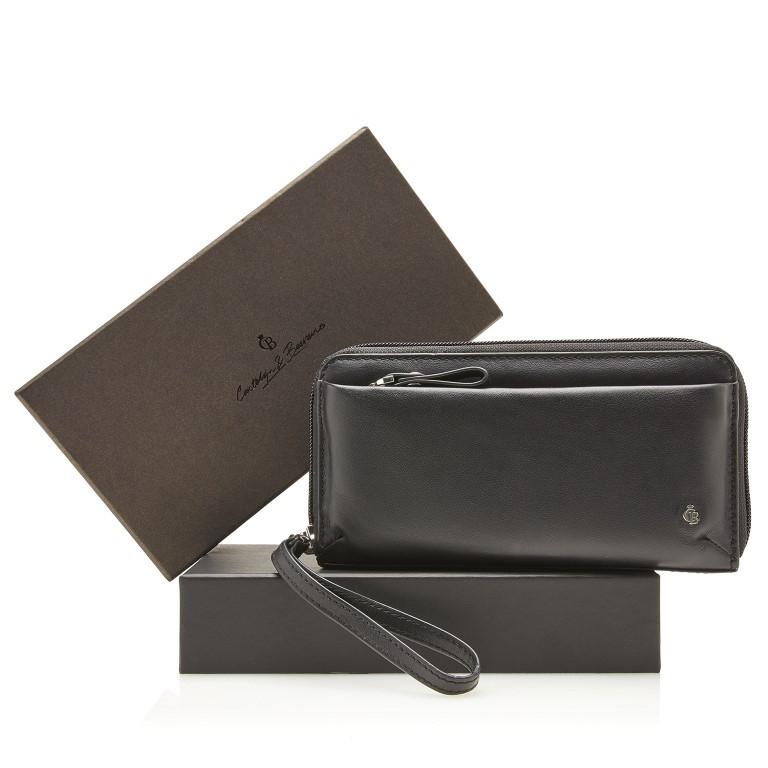 Castelijn & Beerens, Giftbox 80 5516 Smartphone Clutch RFID Zwart