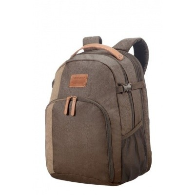 Foto van Samsonite Rewind Natural Laptop Backpack L exp Rock