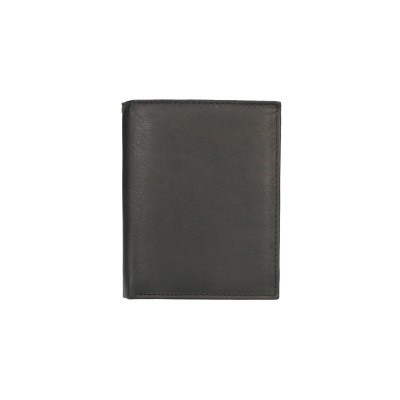 Foto van Leather Design Billfold CN 160 Zwart
