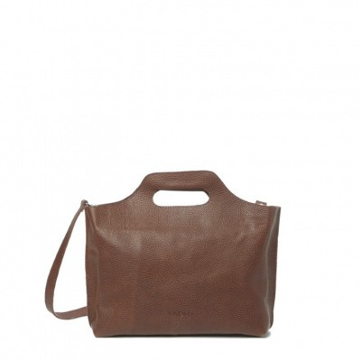 Foto van MYOMY MY CARRY BAG Mini - Rambler Brandy