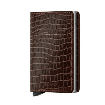 Foto van Secrid Slimwallet Brown Amazon