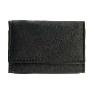 Leather Design Mini Beurs AK 2462 Zwart