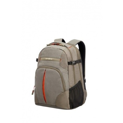 Foto van Samsonite Rewind Laptop Backpack L Exp. Taupe