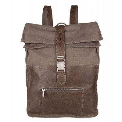 Foto van Cowboysbag Backpack Hunter 15.6 inch Storm Grey