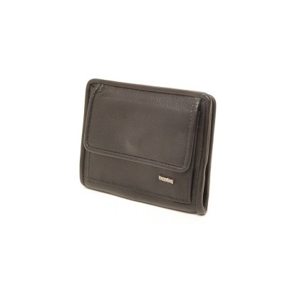 Foto van Berba Soft 001-411 Ladies Billfold Black