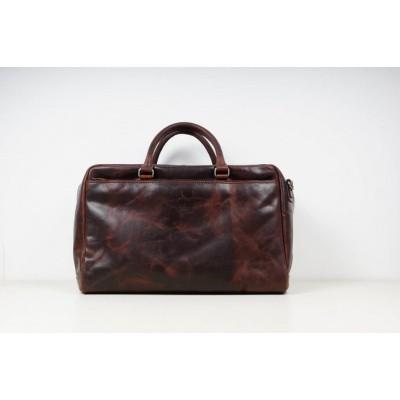 Foto van Arpello Old School 6.1773 Travel Bag Brandy