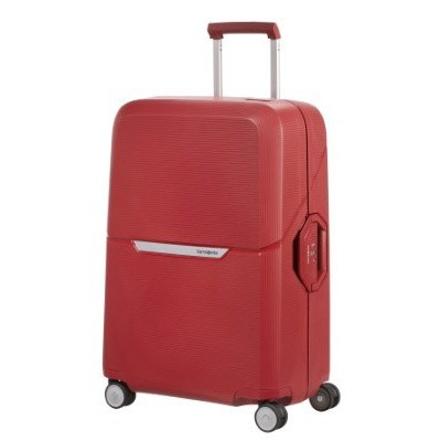 Foto van Samsonite Magnum Spinner 69/25 Rust Red