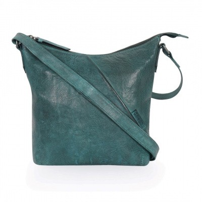 Foto van GENICCI Isla Bucket Bag Green