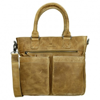 Foto van MicMacBags Shopper 16187 Zand