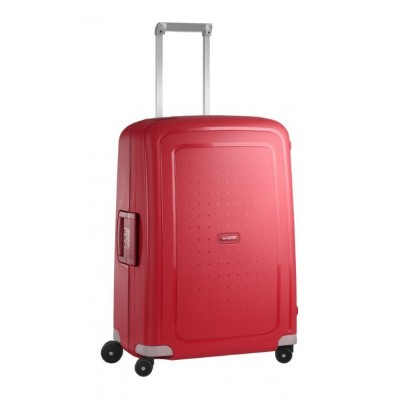 Foto van Samsonite S'CURE SPINNER 69/25 CRIMSON RED