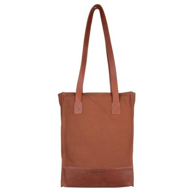 Foto van Cowboysbag Bag Mackay 15 inch 3109 Cognac