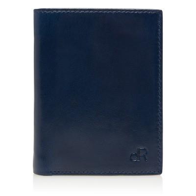 Foto van dR Amsterdam Wallet CC Comp. 48513 Peacoat Blue