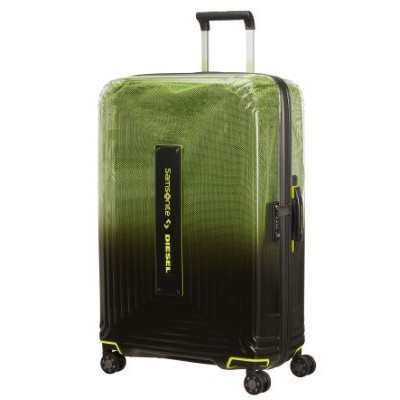 Foto van Samsonite Neopulse x Diesel Spinner 75/25 Black/Yellow