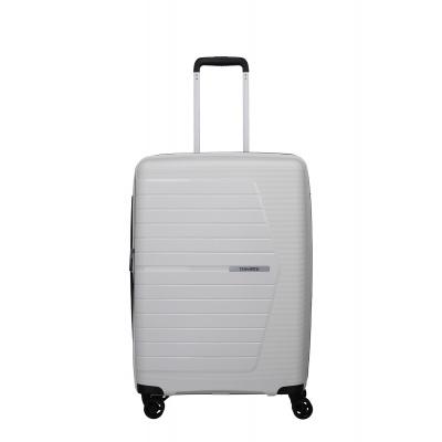 Travelite Nubis 4 Wiel Trolley M Exp. 076148 Wit