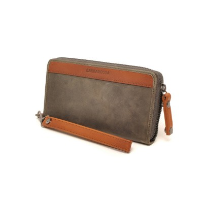 Foto van Barbarossa Strada 841-121 ladies wallet Khaki