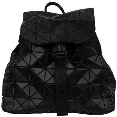 Foto van Malique Geometrical Rugtas 855 Mat Zwart