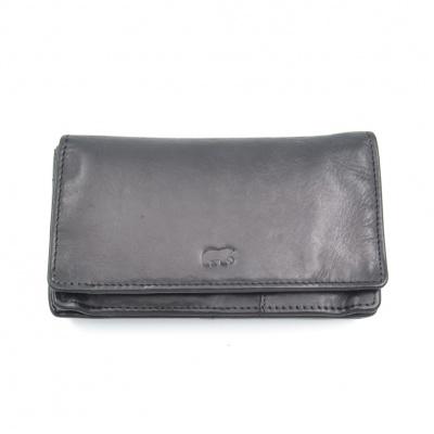 Bear Design Dames Portemonnee 'Gilda' CL782 Zwart