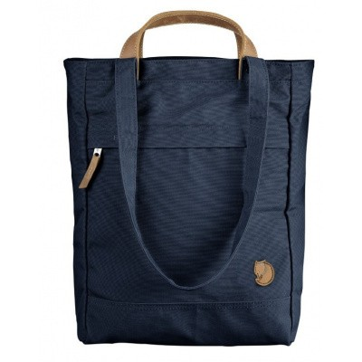 Fjallraven Totepack No.1 Small Schoulderbag/Backpack F24202 Navy