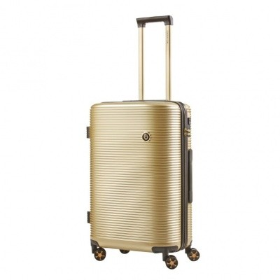 CarryOn Trolley 66 cm Bling Bling Champagne