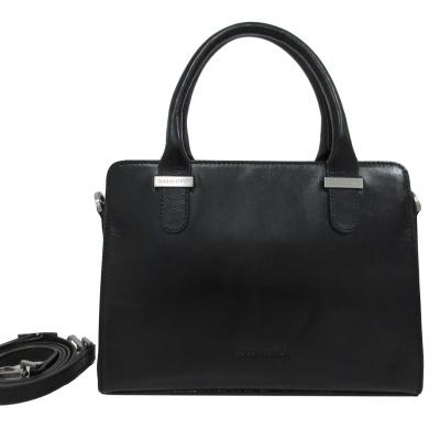 Foto van Claudio Ferrici Classico Handbag 18034 Black