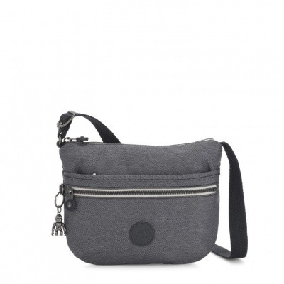 Kipling Arto S Crossbody Charcoal