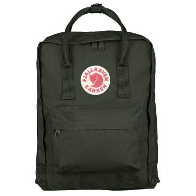 Foto van Fjällräven ​​Kånken Backpack F23510 Deep Forest