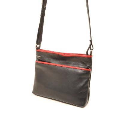 Berba Soft 005-330 Crossover S Black-Red