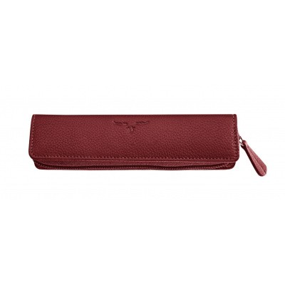 Maverick Amarillo Pen etui Bordeaux Rood