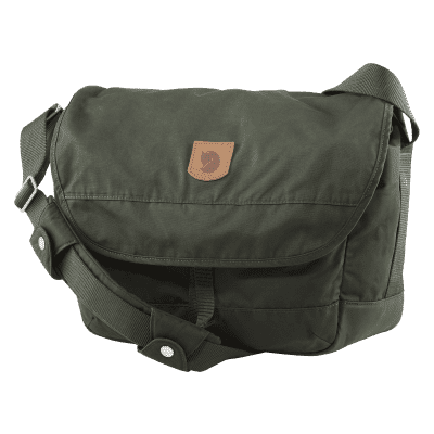 Foto van FJallraven Greenland Shoulderbag F23154 Deep Forest
