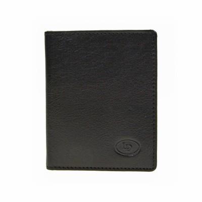 Foto van Leather Design Creditcard etui KA 1119 Zwart