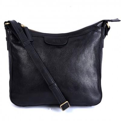 ICCI Zip Bag Medium 62011 Black