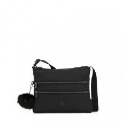 Kipling Alvar Crossbody True Dazz Black