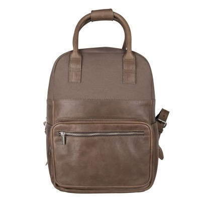 Foto van Cowboysbag Backpack Rocket 13 inch Storm Grey
