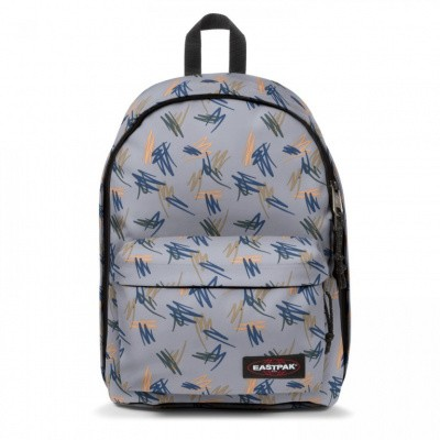 Eastpak OUT OF OFFICE Rugtas Scribble Local