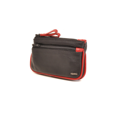 Foto van Berba Soft 003-097 Key Pouch Black-Red