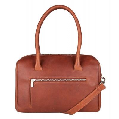 Foto van Cowboysbag Bag Darwing 3069 Cognac