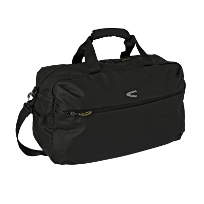 Foto van Camel Active Palermo Weekendbag/Backpack 306-101 Black