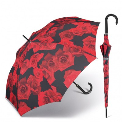Foto van Happy Rain Long AC Kinematic Red Rose