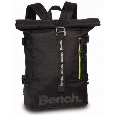 Bench Roll-Top Backpack 64156 Zwart