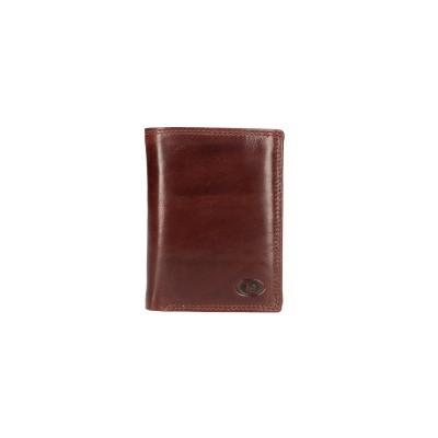 Foto van Leather Design Billfold SH 232 Bruin