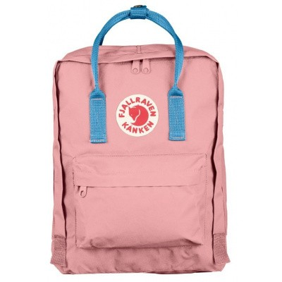 Fjällräven ​​Kånken Backpack F23510 Pink-Air Blue