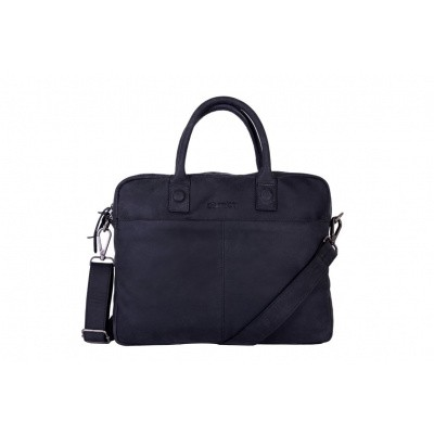 Foto van DSTRCT Wall Street Business Bag 'Alfa' 076020 Black