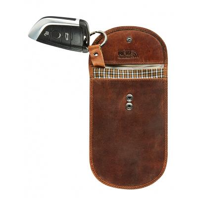 Foto van Maverick Dalian Keyprotector Verticaal, Large Bruin