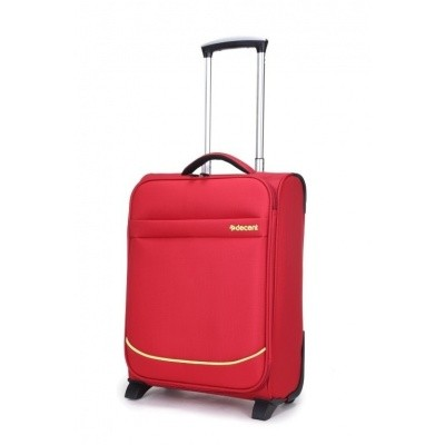 Foto van Decent Super-Light RK-8200A Handbagage 50 cm Red