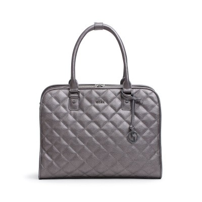 Socha Businessbag Ella Metal Gray 11